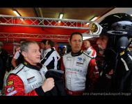 2012 24 Hours of Le Mans (Chapman photo)